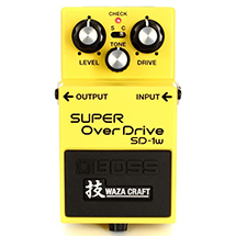Boss SD 1w Overdrive